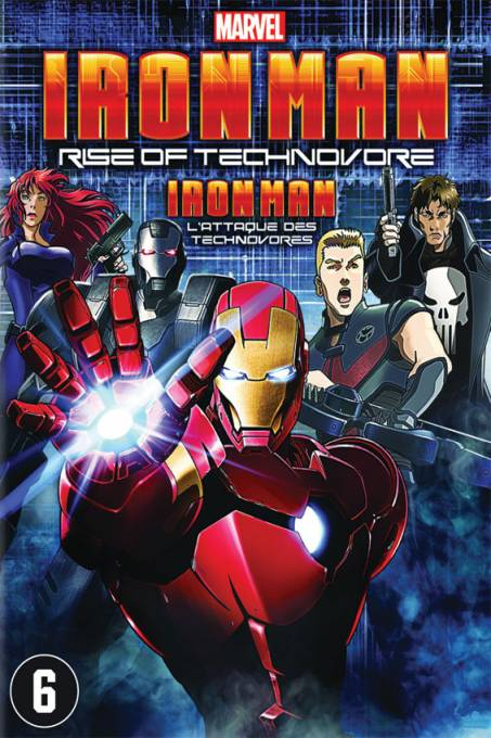 Iron Man: Rise of Technovore/