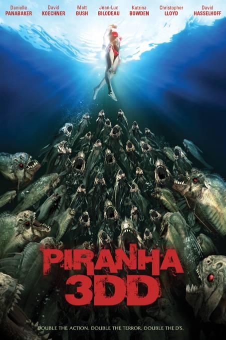 Piranha 3DD/