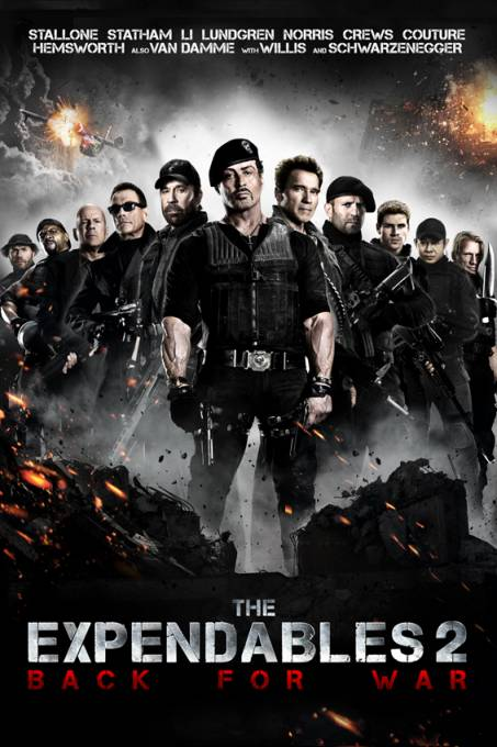 The Expendables 2/